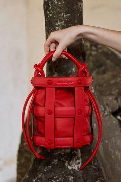 Fashion Bags, Fashion Show, Italian Lifestyle, Couture, New Bag, Soft Suede, Salvatore Ferragamo, Fashion Details, Ideas