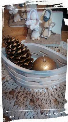 Velas navideñas