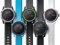 cookoo™ - the watch for the connected generation