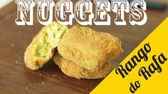 Nuggets caseiro e Curry Nuggets! - Rango do Rafa