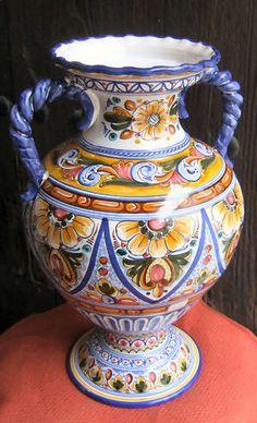 Spanish Ceramic - Toledo Puerte del Arzobispo - MIJASCERAMIC.COM
