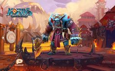 Nords: Heroes of the North | Art | Plarium.com