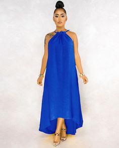 One Shoulder, Shoulder Dress, Night Gown, Spring Summer Fashion, Blue Dresses, Gowns, Dress Night, Vestidos, Dresses