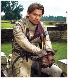 Game of Thrones (series 2011 - ) Starring: Nikolaj Coster-Waldau as Jaime Lannister – the King Slayer.
