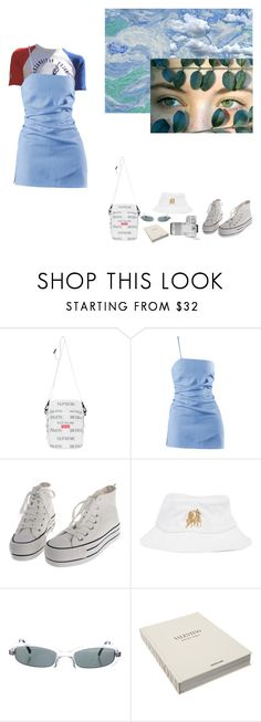 """""""Untitled #287"""" by lilkliu ❤ liked on Polyvore featuring 3M, Zephyr, Breezy Excursion, Eos, Moschino and Assouline Publishing"""