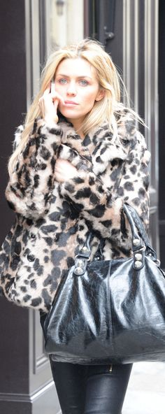 Abbey Clancy...need this coat!!!!
