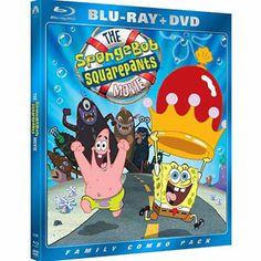 The SpongeBob SquarePants Movie (Blu-ray + DVD) (Widescreen)