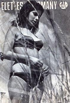 150 Ft-ot kaptunk, de így is többet kerestem, mint az akkori átlag Girl Posters, Illustrations And Posters, Bikini Girls, Rock And Roll, Pin Up, Black And White, Fictional Characters, Vintage, Hungary