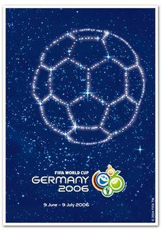 Afiche Alemania 2006