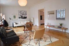 Tutustu tähän mahtavaan Airbnb-kohteeseen: 195m2, balcony, perfect location  - Huoneistot vuokrattavaksi in Frederiksberg