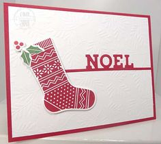 Hang Your Stocking, Fancy Frost, Stampin Up, susanstamps.wordpress.com
