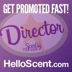 Scentsy Promotion: How I Got Promoted to Independent Scentsy Director Just Under Two Years and How You Can Do it in Less!