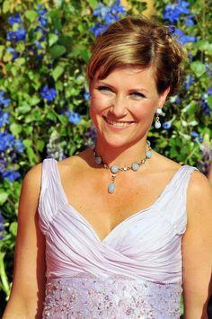 les 40 ans de Martha Louise de Norvège