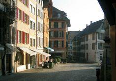 Vielle Ville Bienne/Biel, Switzerland