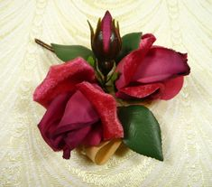 Roses for Mother by Nancy on Etsy