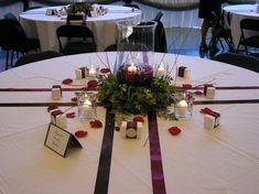 Inexpensive Ideas Wedding Reception Tables | Photo Gallery - Quail Ridge Lodge Reception Table Settings