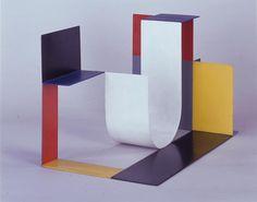 Abstract Sculpture Katarzyna Kobro