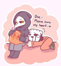 Scary Characters, Fictional Characters, Funny Kid Drawings, Scp 049, Plague Mask, Plague Doctor, Happy Tree Friends, Drawing For Kids, Funny Kids