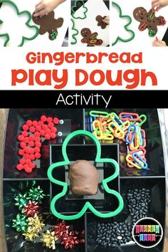 Get your preschoolers in the holiday mood with these Christmas themed activities! Merry and bright activities! Kindergarten Christmas Crafts, Christmas Activities For Toddlers, Holiday Activities, Toddler Activities, Motor Activities, Christmas Themes, Kids Christmas, Toddler Crafts, Crafts For Kids