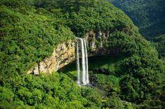 Catarata do Caracol - Canelas - Rio Grande do Sul, Brasil