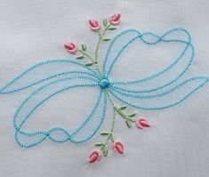 Shadow Embroidery--Kathy Drew, Designs - Kathy Drew, Designs