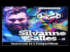 Silvano Sales - Vol 19 - CD Completo 2015 + Musicas Novas