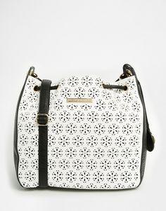 Image 1 of Little Mistress Monochrome Duffle Bag Bags, Mistress,  Monochrome, Handbags, 4497e75582