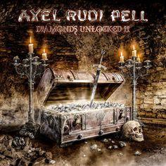 Axel Rudi Pell, Metal Albums, Bar Cart, Diamonds, Decor, Cover, Decoration, Diamond, Decorating
