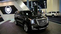 2016 Cadillac Escalade Platinum (Black)