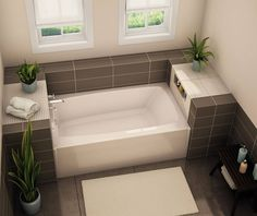 Bathtub Alcove, Jacuzzi Bathtub, Small Bathtub, Whirlpool Bathtub, Japanese Soaking Tubs, Deep Soaking Tub, Soaking Bathtubs, Tub Shower Combo, Shower Tub