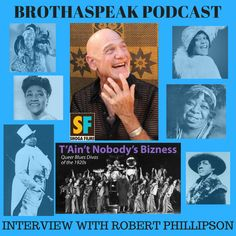 In the Brothaspeak Podcast episode we speak to Robert Phillipson. On the show we discuss some of his work such as T'Ain't Nobody's Bizness: Queer Blues Divas of the and other unknown queer black history. Black History, 1920s, Lgbt, Divas, Blues, Interview, Film, Movie Posters, Films