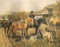 Józef Brandt (1841 in Szczebrzeszyn – 1915 in Radom) was a Polish painter, best known for his paintings of battles.