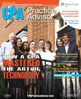 2013 Review of Payroll Systems by CPA Practice Advisor.