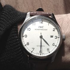 IWC....made in China