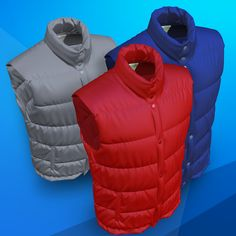 Virtual Puffed Jackets! VS 6.5 users can now finally prototype filled or puffed garments. click for Sneak Peak>>