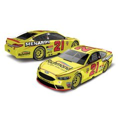 Ryan Blaney Action Racing 2018 Menard's/Duracell Color Chrome (Grey) Die-Cast Ford Fusion - No Size Ford Fusion, Paul Menard, Chevy, Ryan Blaney, Monster Energy Nascar, Car Insurance Rates, Nascar Diecast, Ford Ecosport, Color Chrome