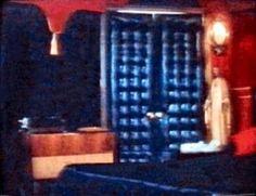 Elvis Bedroom at Graceland circa 1960s