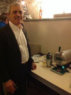 Franco Zurru (Presidente Fondimpresa Valle d'Aosta - Heineken)