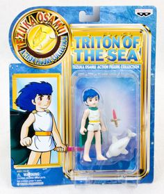 Triton of the Sea Tezuka Osamu Action Figure Collection JAPAN ANIME