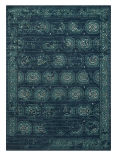 Journey Rug from Loloi: New Year, New Rugs on Gilt