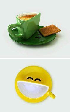 Colazione con sorriso