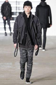 John Elliott Fall 2016 #johnelliott #menswear #fashion #nyfw #nyfwm