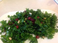 The best Kale Salad you have ever eaten!!