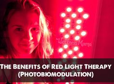 Red Light Therapy (Photobiomodulation) and Near Infrared Therapy are well studied for improving skin, reducing hair loss, increase ATP and more.