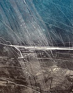 Michael honnor, Wiscombe Sea, litho print