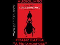 """AUDIOLIVRO: """"A Metamorfose"""", de Franz Kafka - YouTube"""
