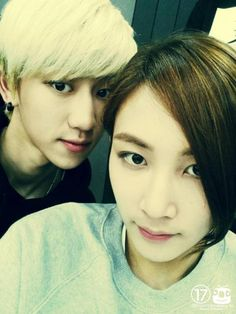 SEVENTEEN // The 8 & Jeonghan.