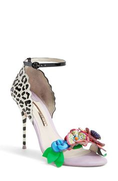 SOPHIA WEBSTER 'Lilico - Jungle' Sandal (Women) available at #Nordstrom