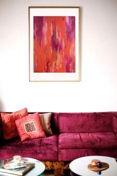 Pomegranate Prism print – Angela Clare   Fine Art - angelaclare.com