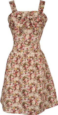 Looks vintage I like it Pretty Outfits, Pretty Dresses, Cute Outfits, Estilo Floral, Mad Men, Looks Vintage, Sundresses, Poses, Facon